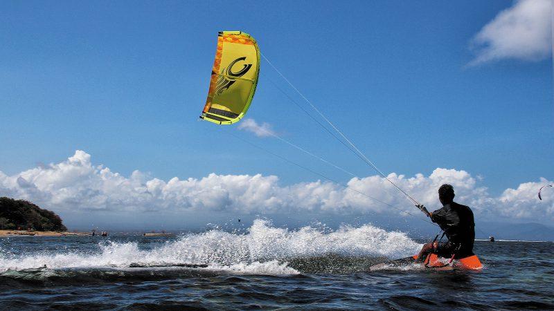 Travel safe water resistant reef safe sunscreen