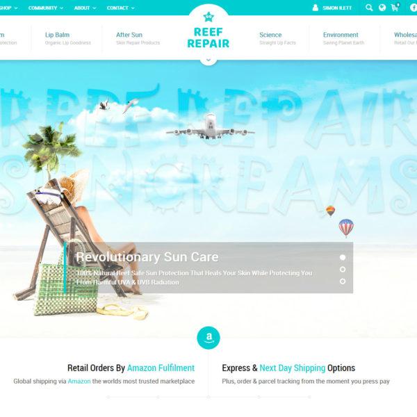 Reef Repair Website 2.0