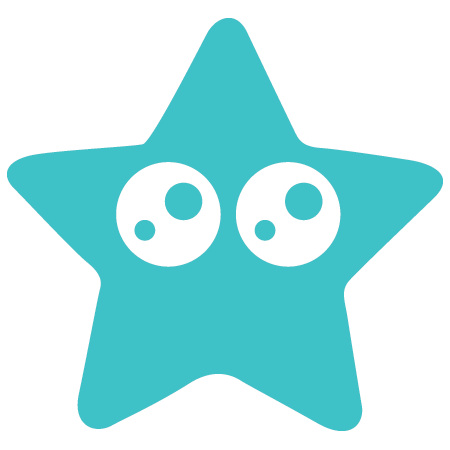 Reef Repair Star Fish Logo Green