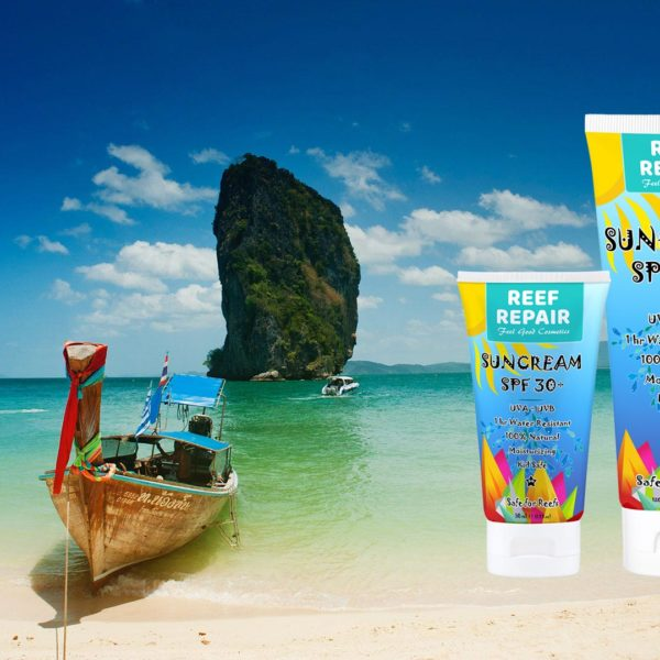 Reef Safe Sunscreen Thailand
