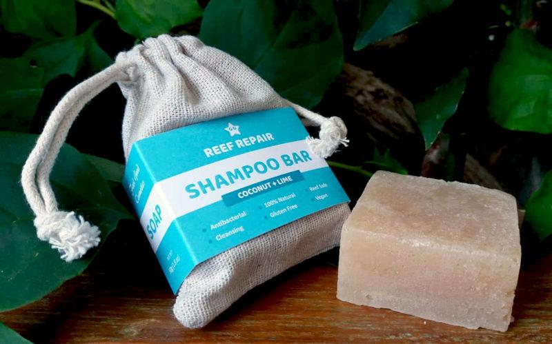 Shampoo & Body Bar - Coconut + Lime