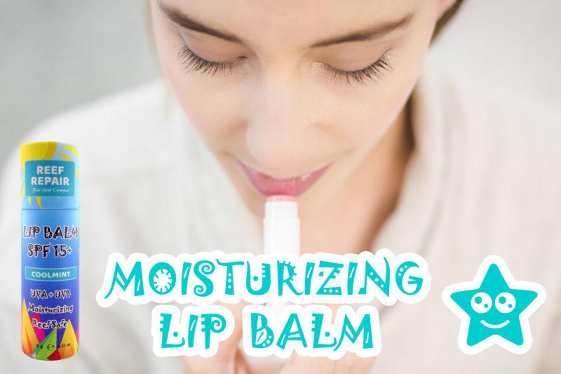 Moisturising Reef Safe Lip Balm Reef Repair Lip Care
