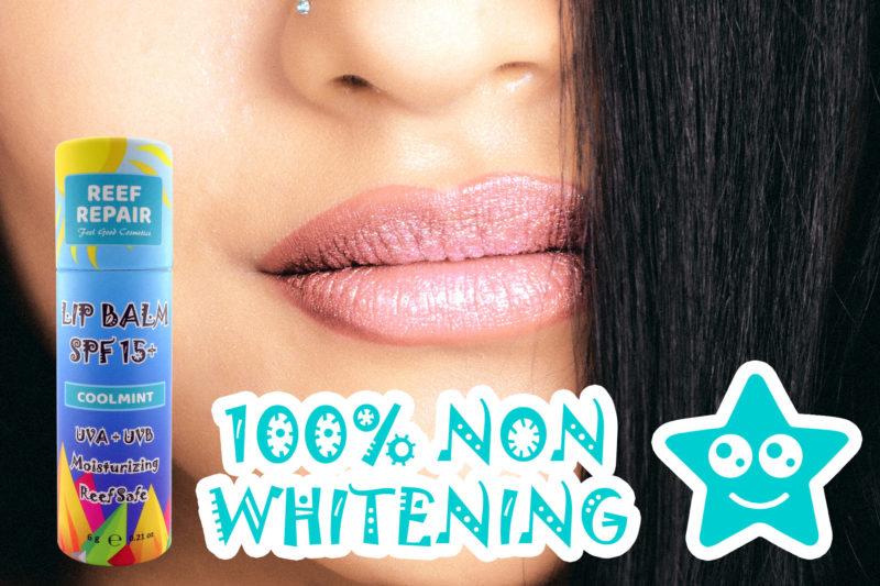 Non Whitening Reef Safe Lip Balm Reef Repair Lip Care