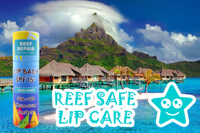 Reef Safe Lip Sunscreen Reef Repair Lip Care