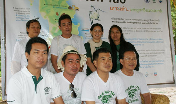 Save Koh Tao From Plastic
