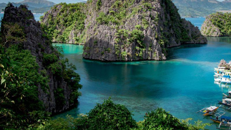Ang Thong islands Marine Park Thailand