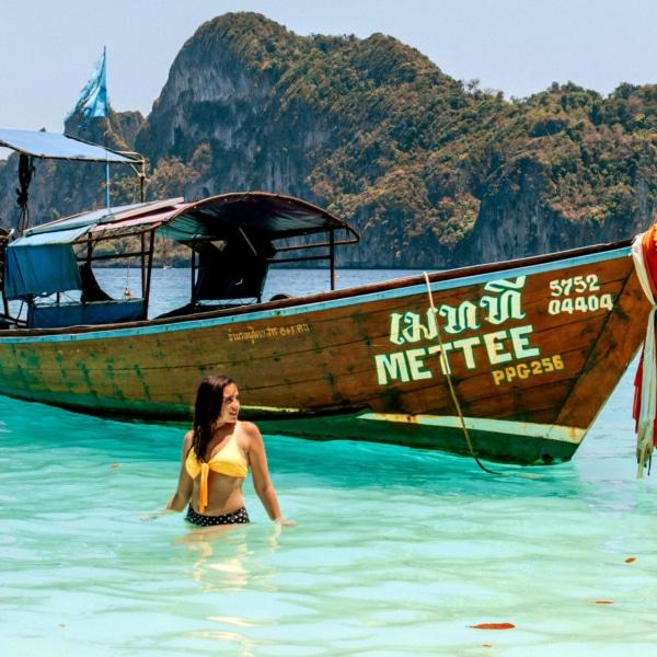Thailand National Parks Sunscreen Ban